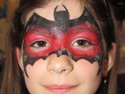 Face Painting Ideas - Batman
