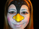 Face Painting Gallery - Face Painting Ideas Penguin