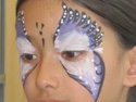 Face Painting Gallery - Butterfly Face Painting Ideas