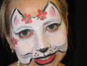 Face Painting Ideas - Kitty
