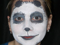 Face Painting Ideas - Panda