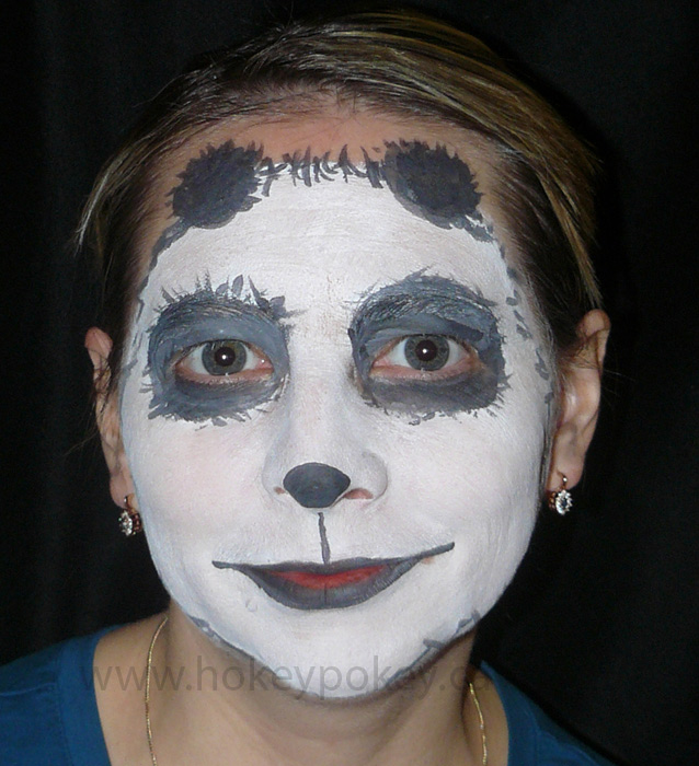 Hokey Pokey - Photo Gallery. Face Painting design. Face ...