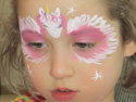 Face Painting Ideas - Unicorn