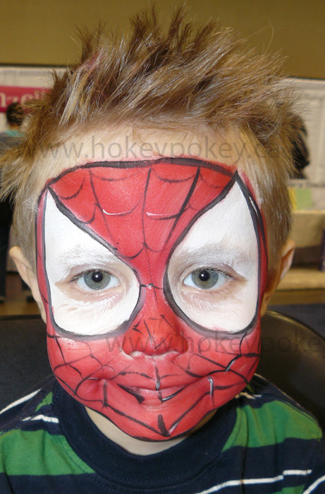 Hokey Pokey Photo Gallery Face Painting Design Painters Toronto And GTA